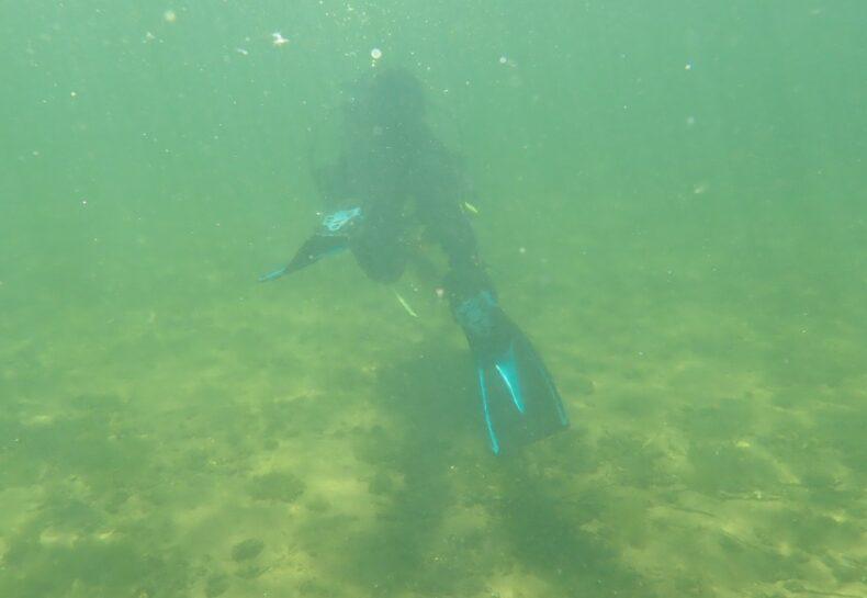 Mission Log K32.J4: Underwater Escapade