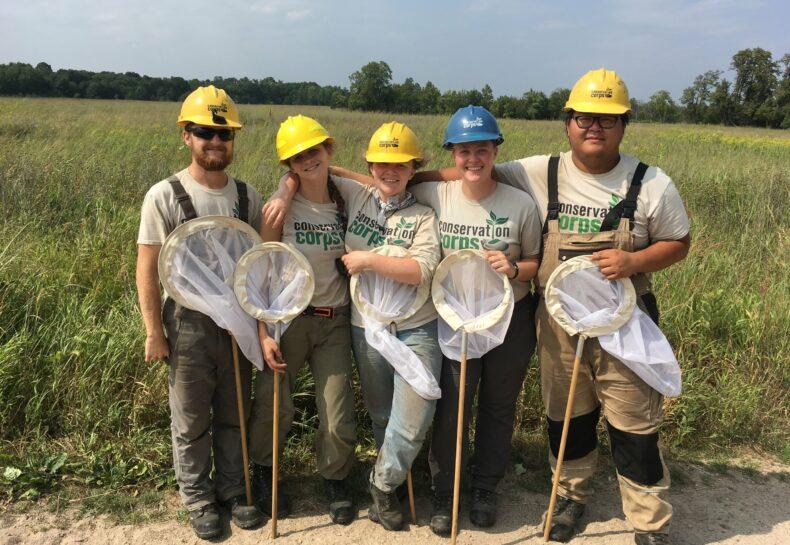 Project Highlight: Three Rivers Wildlife Crew