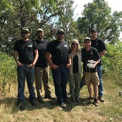 Dustin Looman and Burn Crews Featured in Emmy Nominated Show