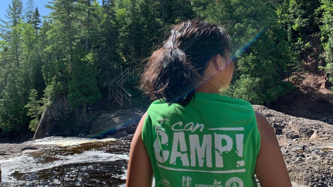 Go to I Can Camp! and I Can Paddle!