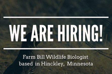 Farm Bill Wildlife Biologist